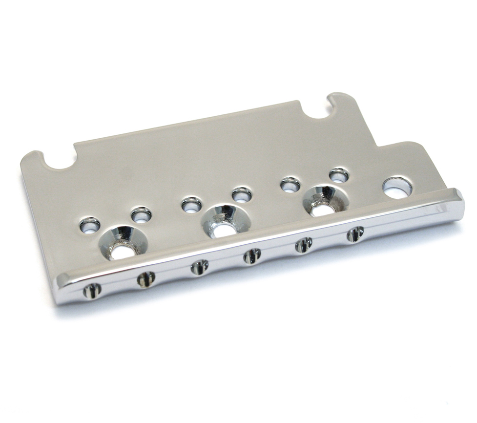 Guitar Parts Factory - Strat Bridge Plates