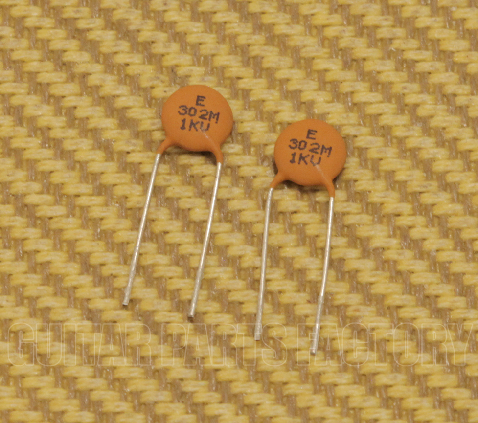 Compatible with Fender Vintage Repro .05 mf 100V Capacitor Ceramic Disc