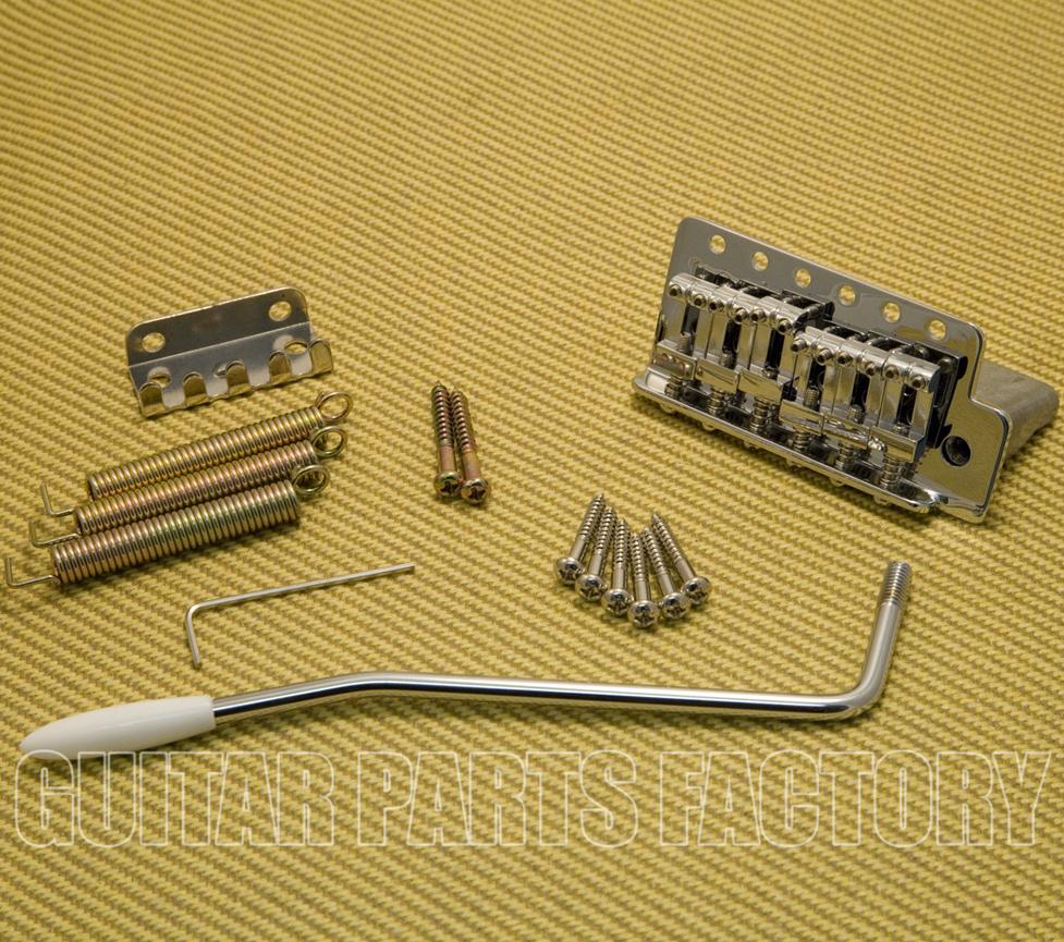 Guitar Parts Factory - Fender Tremelo Bridges