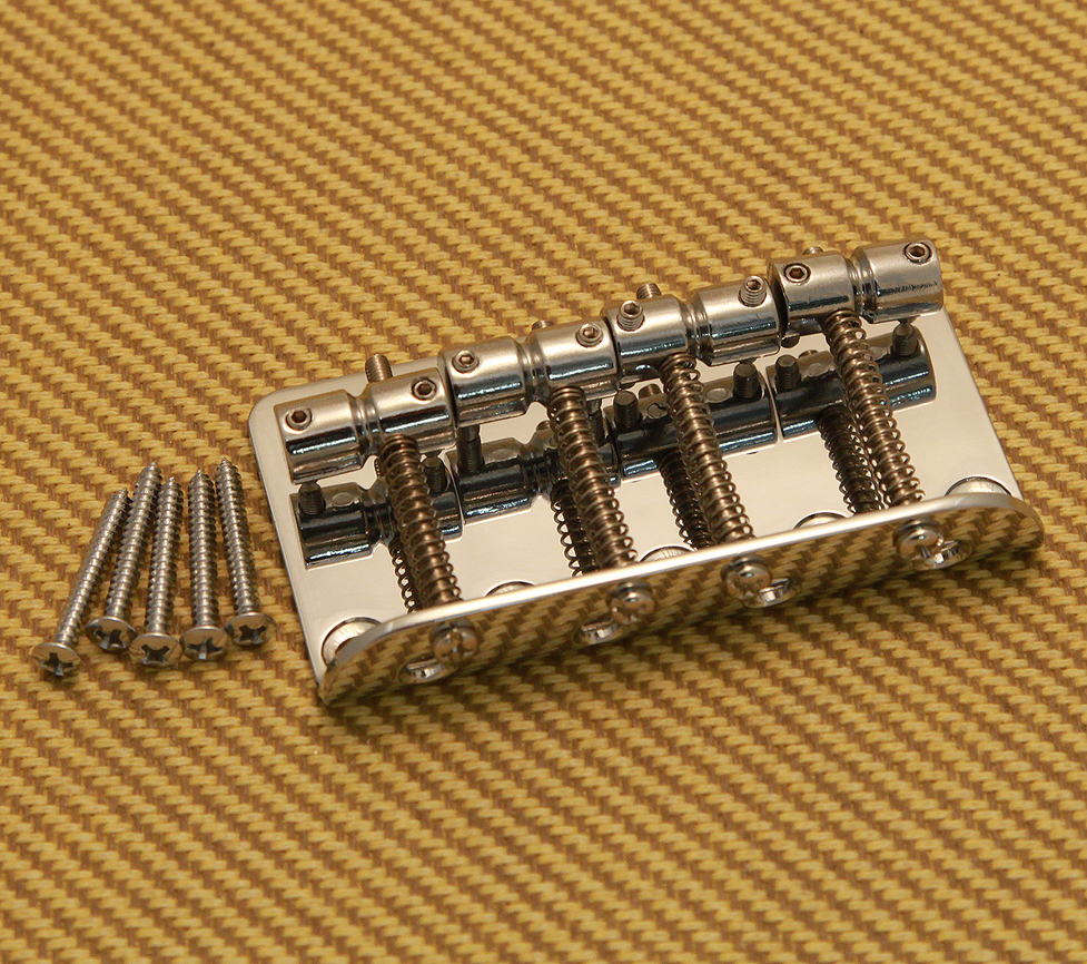 Guitar Parts Factory Fender Bass Bridges
