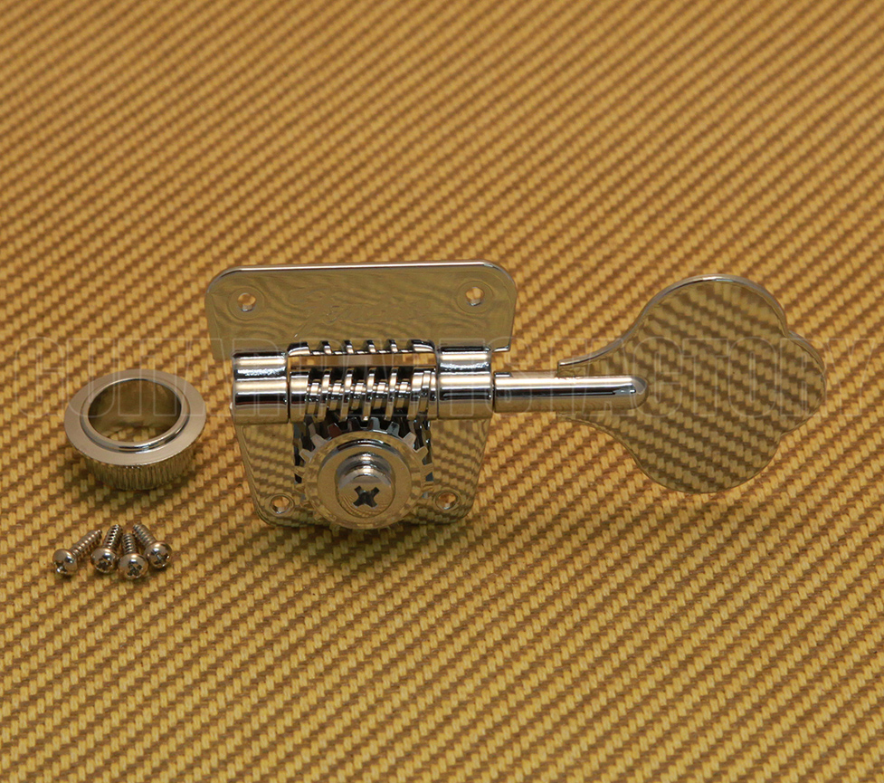 Genuine FENDER Pure Vintage /'70s Bass Guitar Tuning Machines Keys Tuners P Jazz