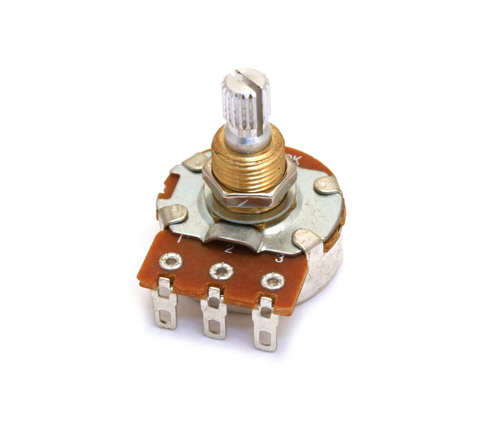 022-0831-000 NEW Genuine EVH Custom Low Friction 250K Audio Pot