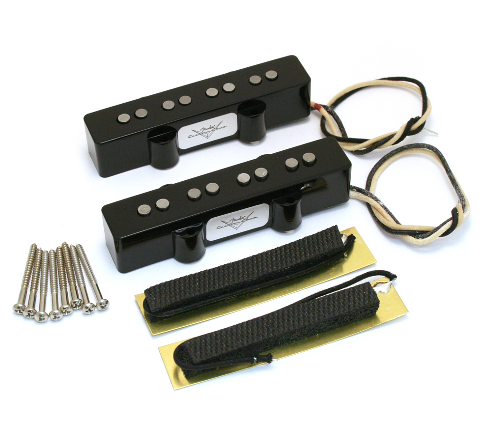 Guitar Parts Factory Bass Fender Jazz Pickups Wiring 099 2101 000