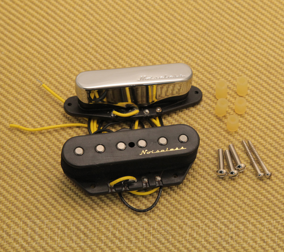 Guitar Parts Factory - Fender Tele Pickups on