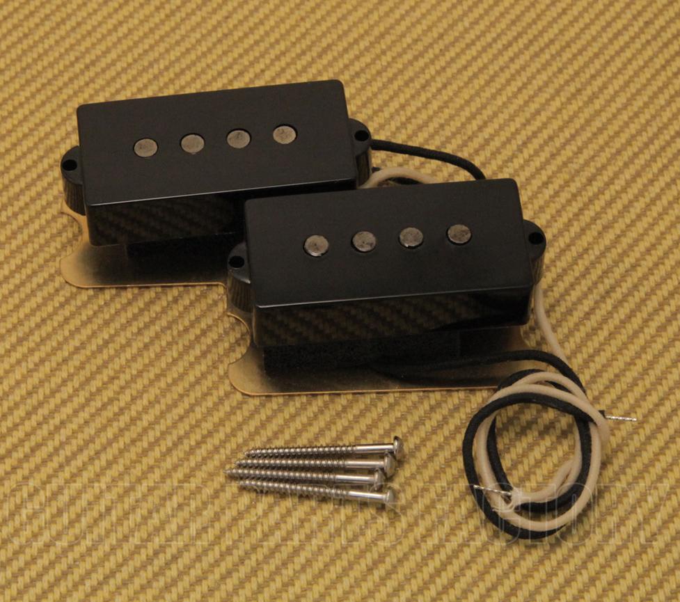 099-2046-000 NEW Genuine Fender Original Precision Bass Pickup Set
