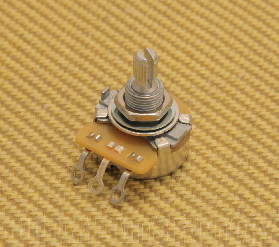 Guitar Parts Factory :: CTS POTENTIOMETERS