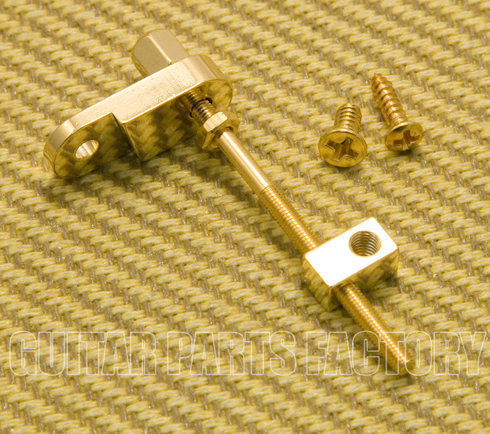 L4 L5 GIBSON® GOLD MOUNTING ARM HARDWARE JAZZ LARGE ARCHTOP PICKGUARD BRACKET f