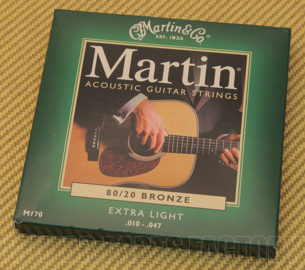 Guitar Parts Factory - Acoustic Guitar Strings