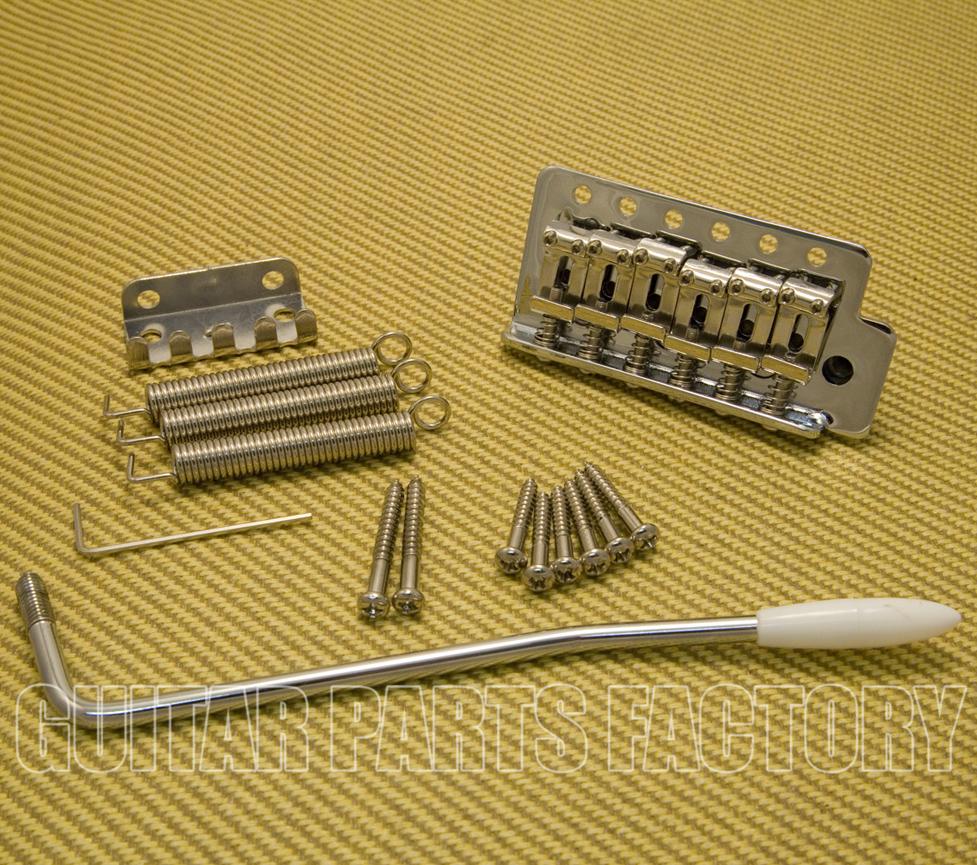 Guitar Parts Factory- Bridges Aftermarket