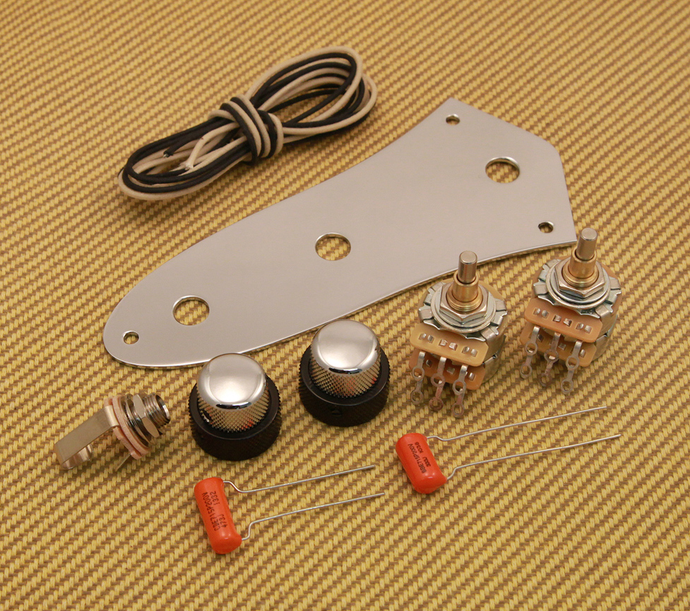Fender Jazz Bass Wiring Harness Solutions Stratocaster Kits