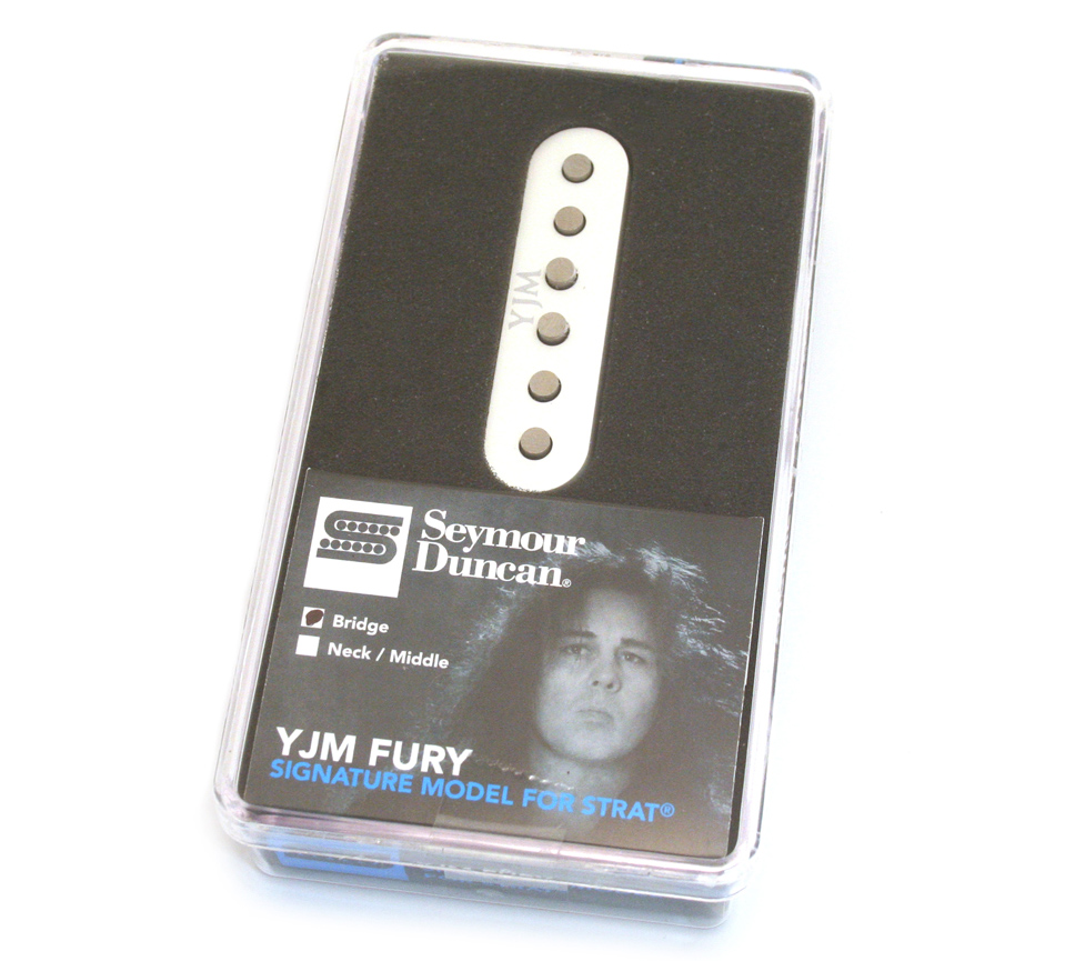 Guitar Parts Factory  Yjm Fury Seymour Duncan Pickups