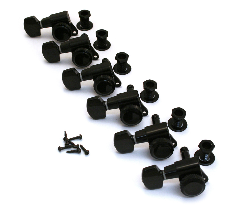 Schaller Tuners Locking Black Schaller Black Locking Tuners