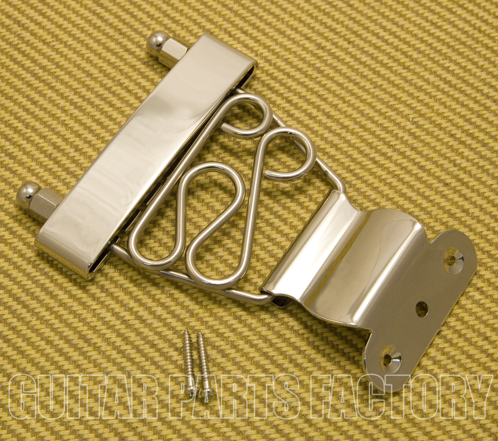 Diamond SHORT Trapeze Tailpiece for Gibson® Hollow Body Guitar ES-335